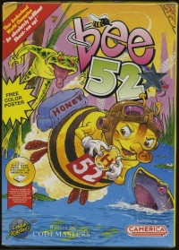 Bee 52 Box Art