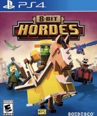 8-Bit Hordes Box Art
