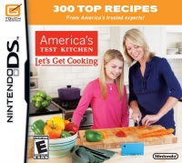 America's Test Kitchen: Let's Get Cooking Box Art