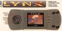 Atari Lynx [EU] Box Art