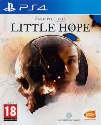 Dark Pictures Anthology, The: Little Hope Box Art