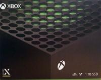 Microsoft Xbox Series X Box Art