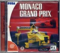 Monaco Grand Prix Box Art