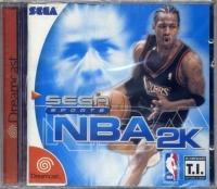 NBA 2K Box Art