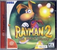 Rayman 2: The Great Escape Box Art