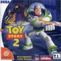 Toy Story 2 Box Art