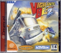 Vigilante 8: 2nd Offense Box Art