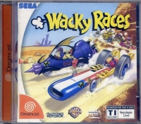 Wacky Races Box Art