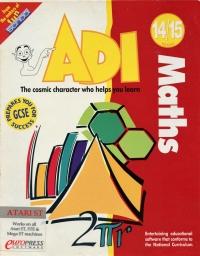 Adi Maths 14/15 Years Box Art