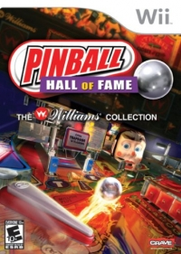 Pinball Hall of Fame: The Williams Collection Box Art