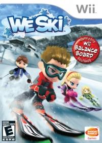 We Ski Box Art