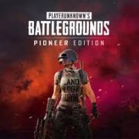 PlayerUnknown's Battlegrounds - Pioneer Edition Box Art