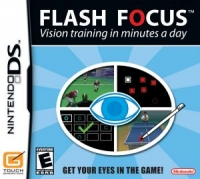 Flash Focus: Vision Training in Minutes a Day Box Art