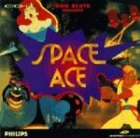 Space Ace Box Art