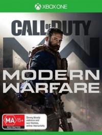 Call of Duty: Modern Warfare Box Art