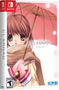 Clannad (box) Box Art