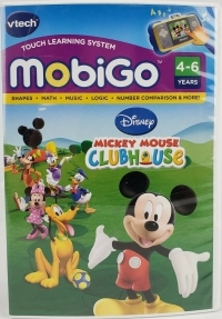 Mickey Mouse Clubhouse Box Art