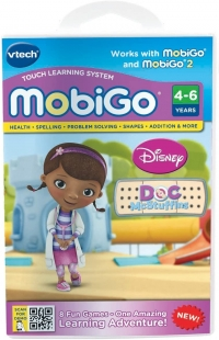 Doc McStuffins Box Art