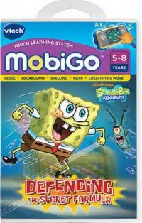 Spongebob Squarepants: Defending the Secret Formula Box Art