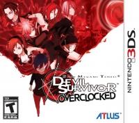 Shin Megami Tensei: Devil Survivor Overclocked Box Art