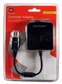 Atomicplay - Controller Adapter PS2 to XBOX Box Art