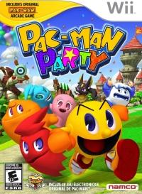 Pac-Man Party Box Art