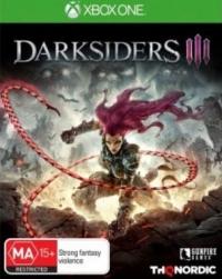 Darksiders III Box Art