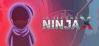 10 Second Ninja X Box Art