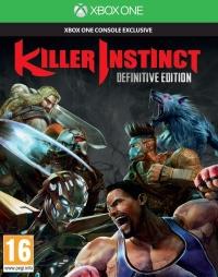 Killer Instinct: Definitive Edition Box Art