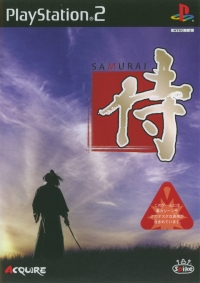 Samurai Box Art