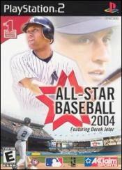 All-Star Baseball 2004 Box Art