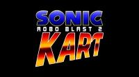 Sonic Robo Blast 2 Kart Box Art