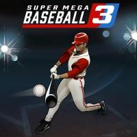 Super Mega Baseball 3 Box Art