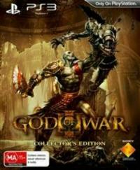 God of War III - Collector's Edition Box Art