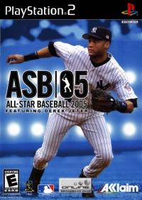 All-Star Baseball 2005 Box Art