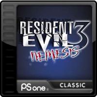 Resident Evil 3: Nemesis Box Art