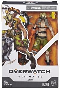 Overwatch Ultimates Junkrat Box Art