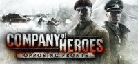 Company of Heroes: Opposing Fronts Box Art