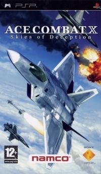 Ace Combat X: Skies of Deception [GR][PT][RU] Box Art
