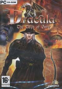 Dracula: The Days of Gore Box Art