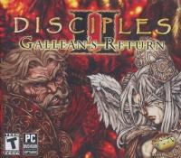 Disciples II: Gallean's Return Box Art