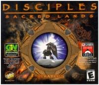 Disciples: Sacred Lands (Infogrames) Box Art
