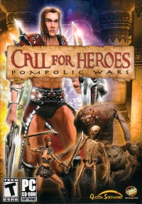 Call for Heroes Pompolic Wars Box Art