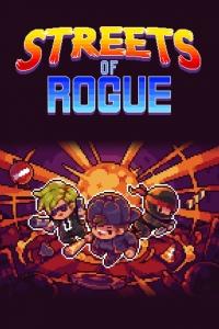 Streets of Rogue Box Art
