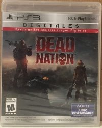 Dead Nation - Digitales Collection Box Art