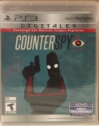 CounterSpy - Digitales Collection Box Art