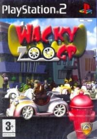 Wacky Zoo GP Box Art
