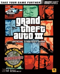 Grand Theft Auto III: Official Strategy Guide (for Windows 98/2000/ME/XP) Box Art