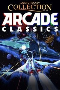 Arcade Classics Anniversary Collection Box Art
