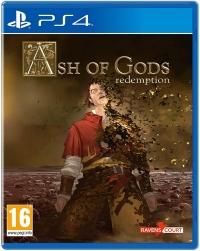 Ash Of Gods: Redemption Box Art